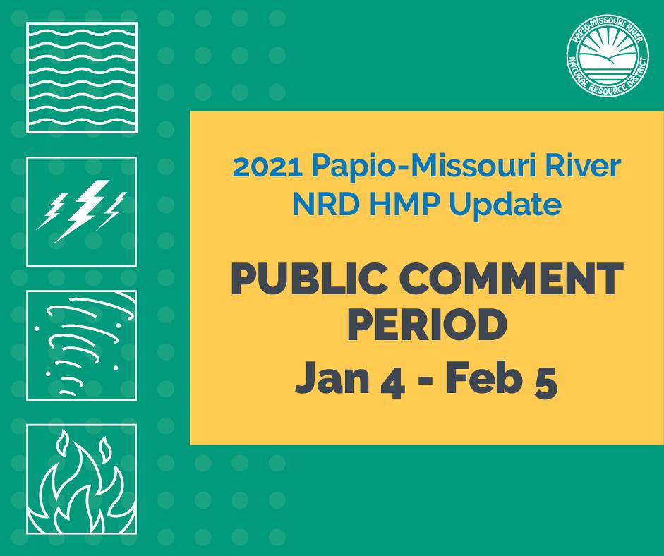 2021 Draft HMP Public Comment Period