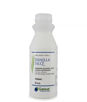 Genus Vanilla Silq Barium