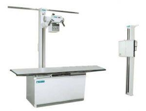 Americomp 4 Way Table X-Ray System