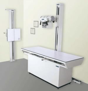 Americomp Stationery Table X-Ray System