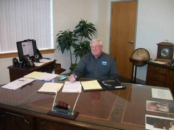 Roger Burdick - President
