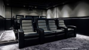 Private Theater or Media Room