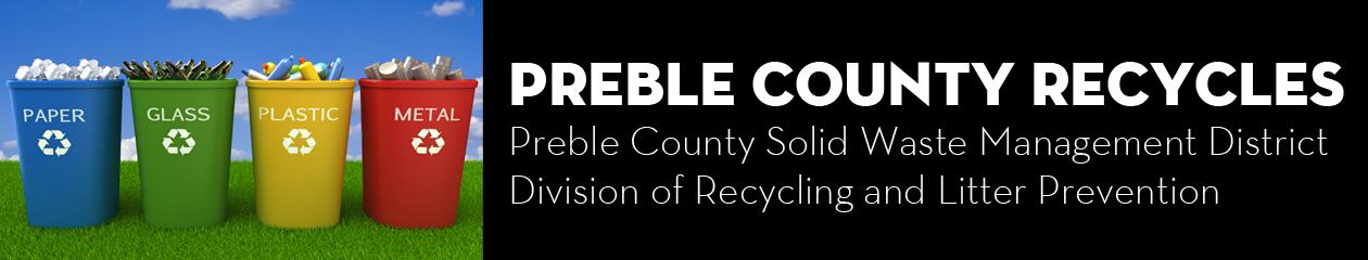 Preble County Recycles
