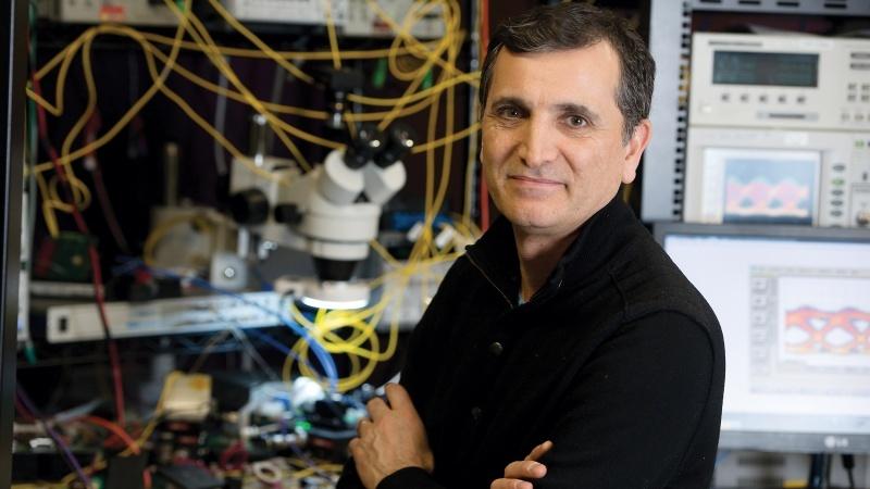 Ranovus CEO and founder Hamid Arabzadeh. File photo.