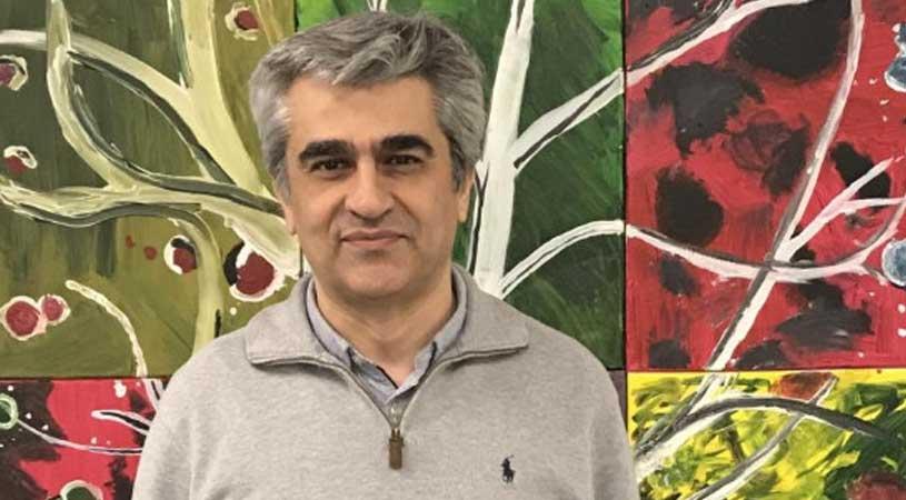 VP of Program Management, Shahram Akhavan