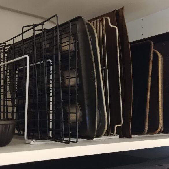 wire dividers for bakeware