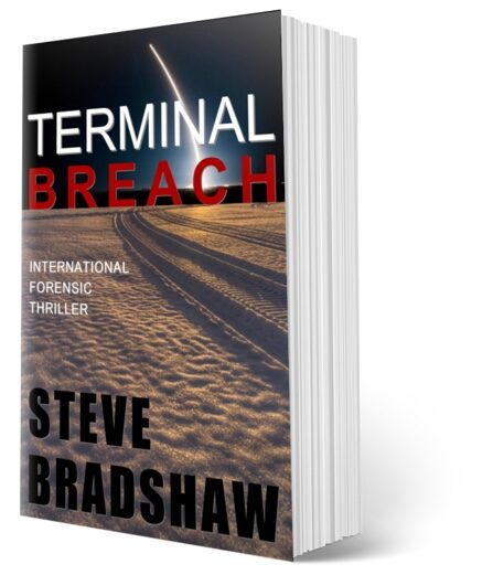 "Book Review: ""Terminal Breach"" by Steve Bradshaw"