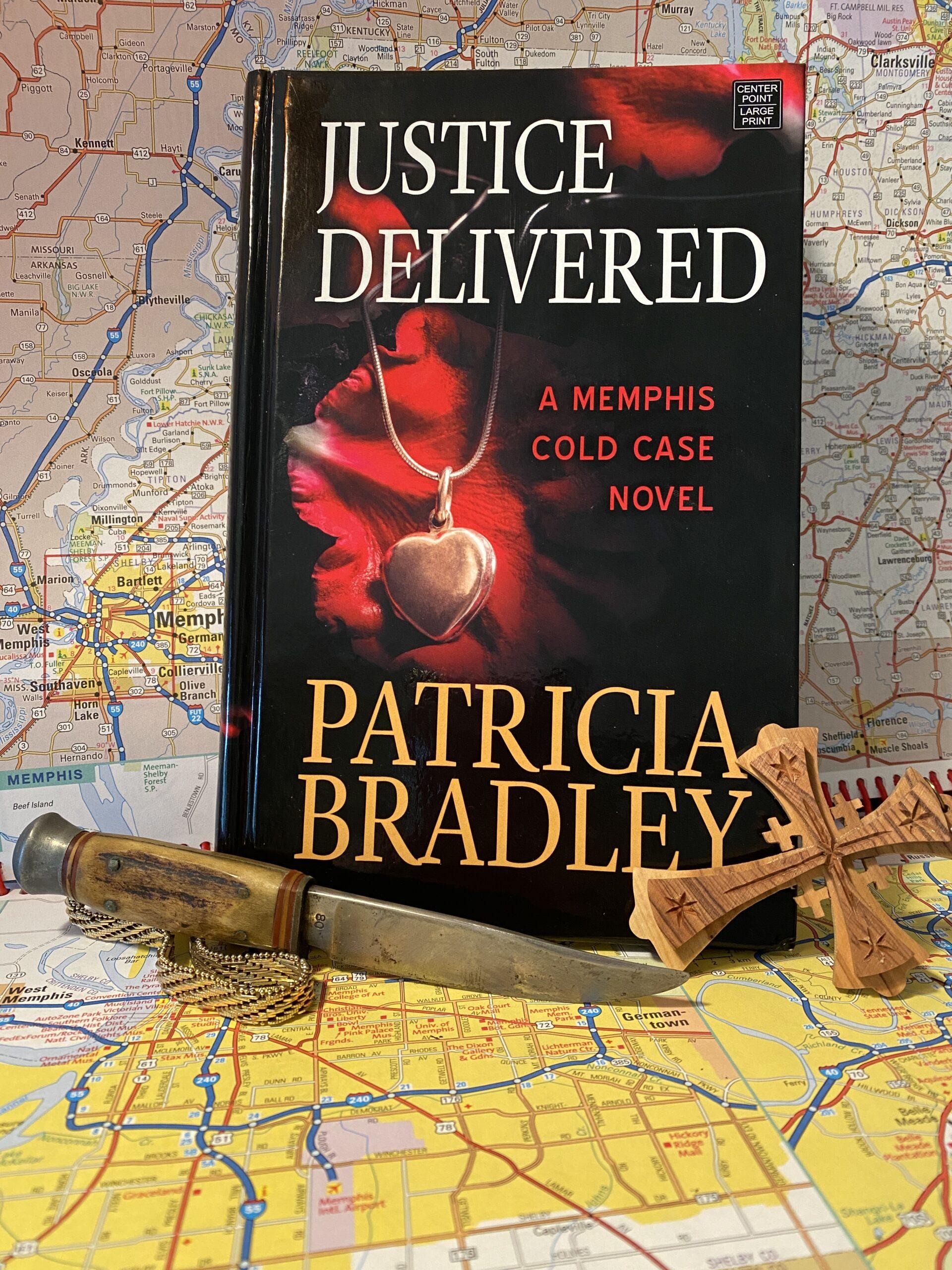Justice Delivered book