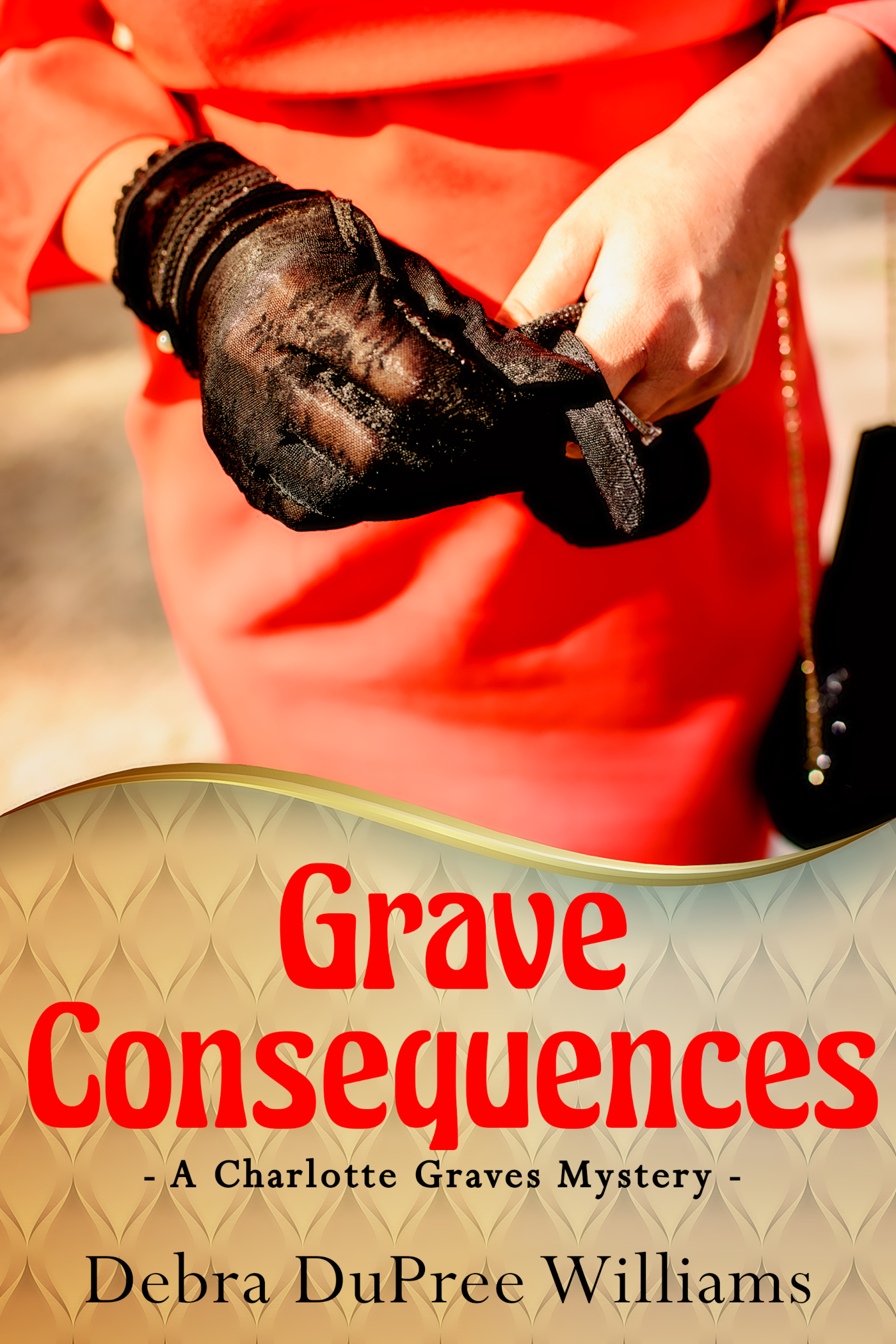Photo of book Grave Consequences