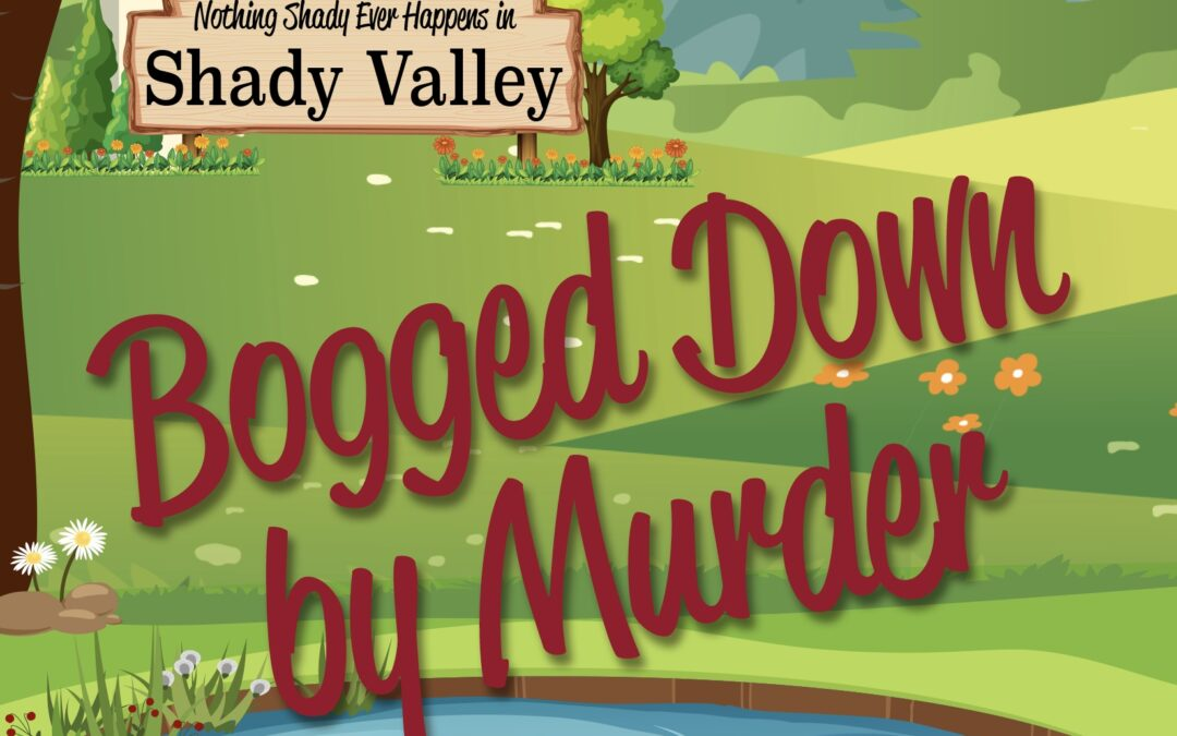 Book Review: Bogged Down by Murder by Kathy Cretsinger