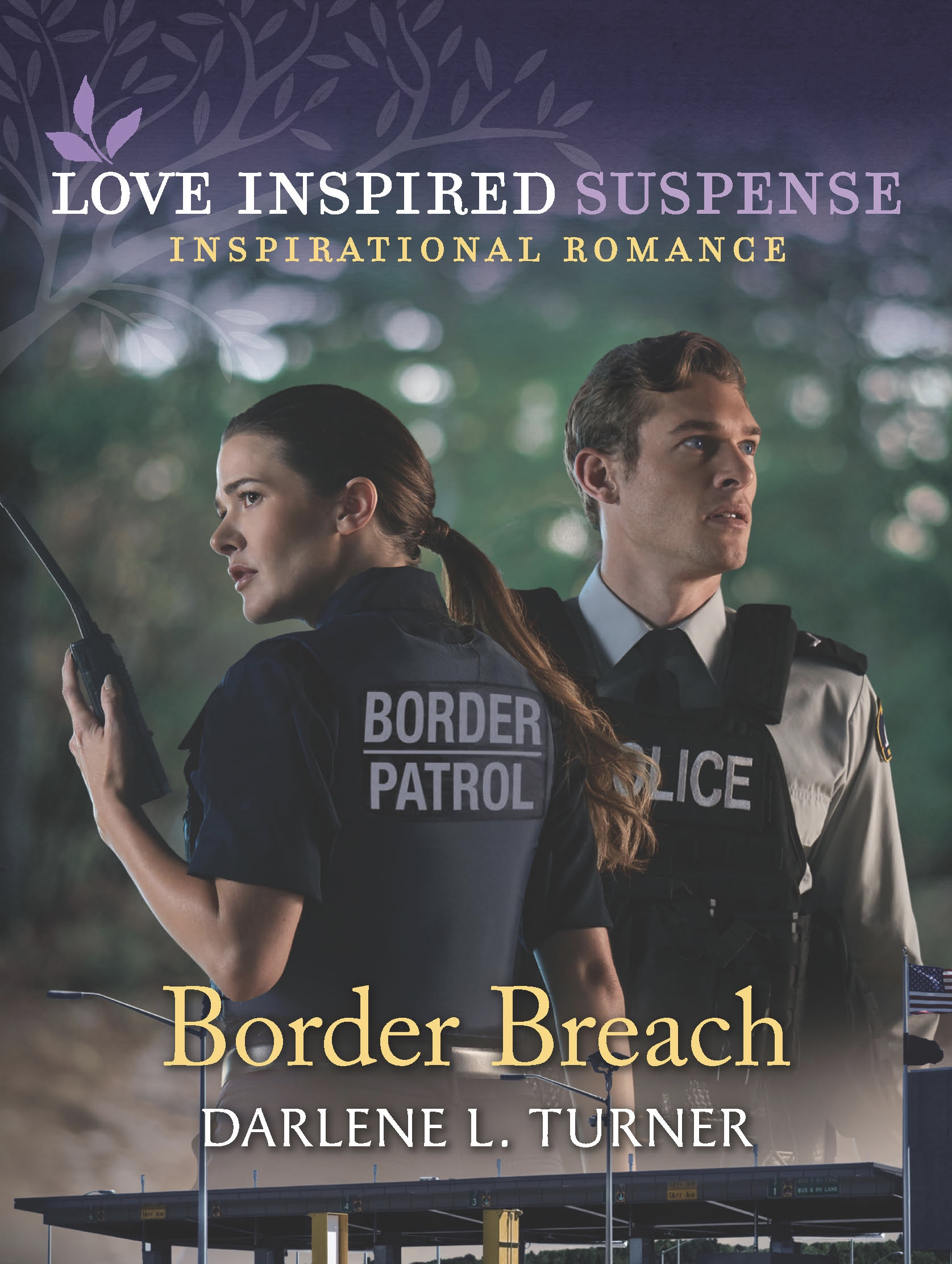 Photo of cover of Border Breach