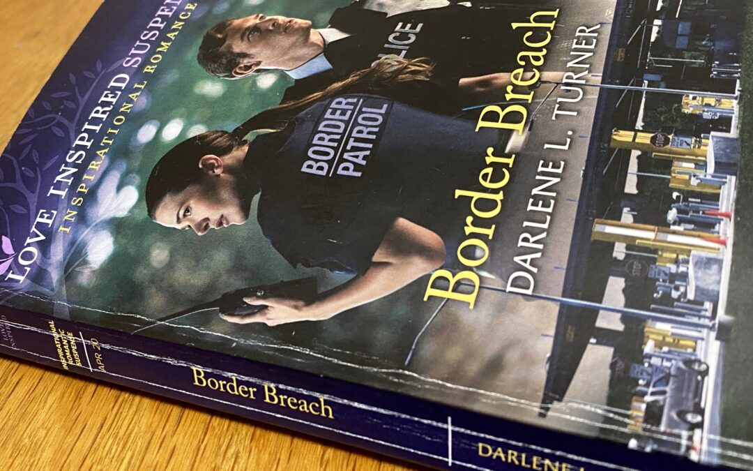 Book Review: Border Breach by Darlene L. Turner