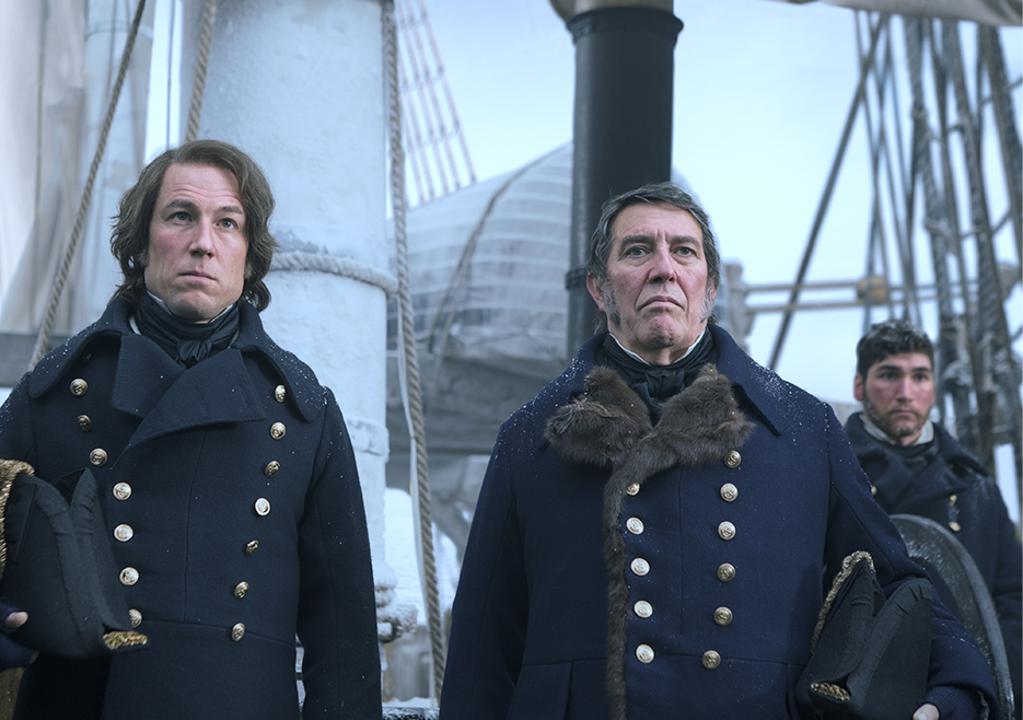 the terror - movie junkie review