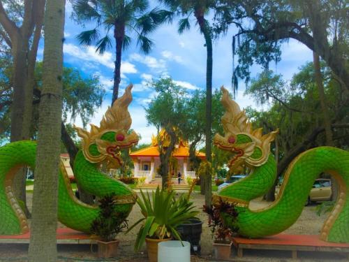 Far East Tampa at Thai Temple