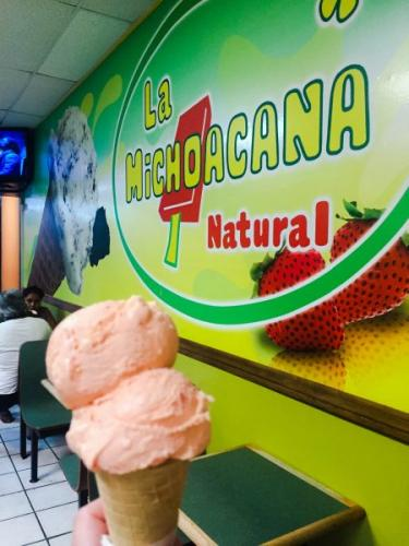 The Magic of Mexican Ice Cream
