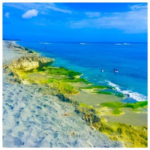 Spelunking the Shoreline