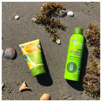The Search for Sea Safe Sunscreen