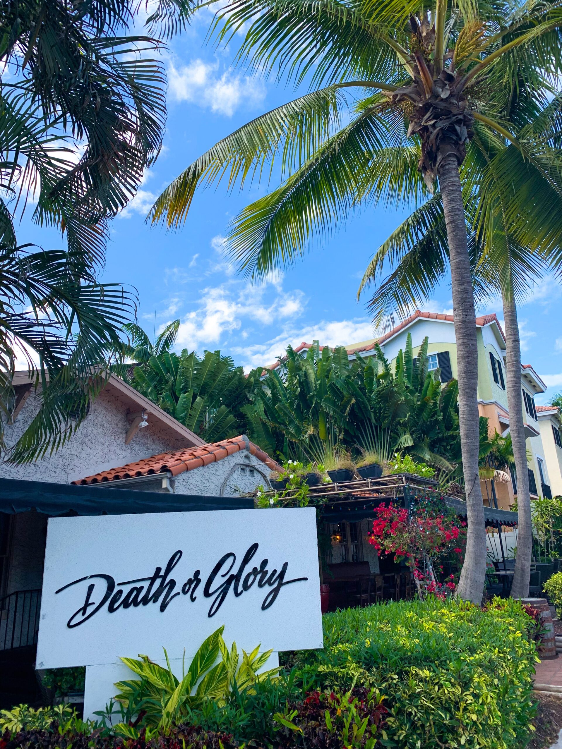 Death or Glory Bar in Delray