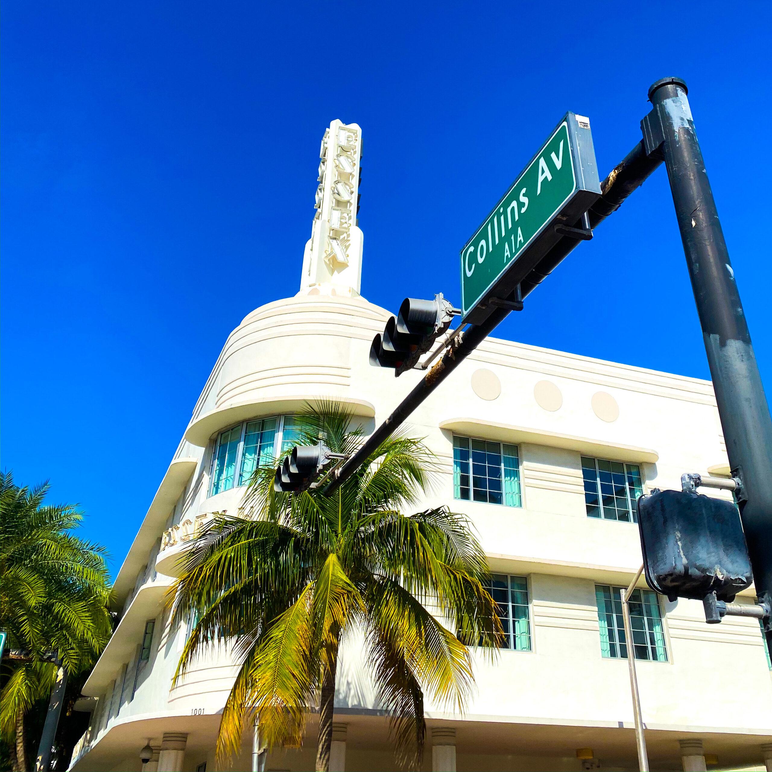 Miami Beach: Always a Circus