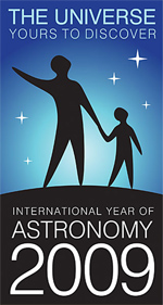 International Year of Astronomy 2009 Logo