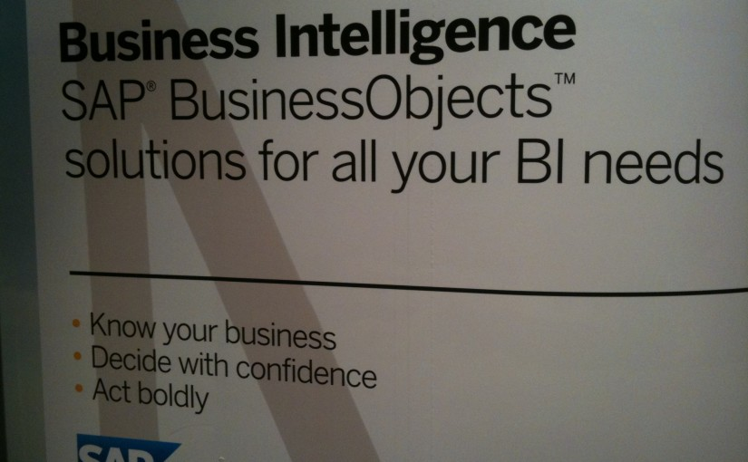 Branding Business Intelligence