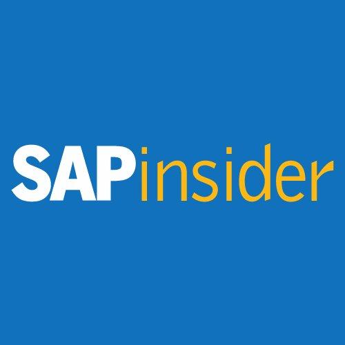 SAP Insider Logo