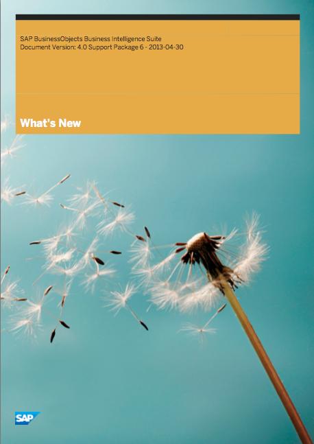 SAP Dandelion Cover