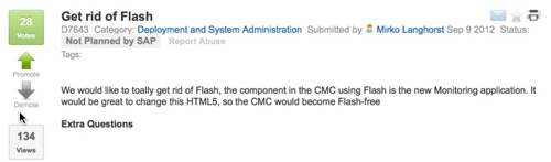 Adobe Flash- Dying but not Dead Just Yet