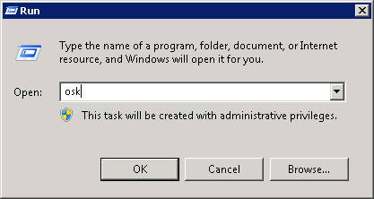Changing Your Windows Password from a Remote Desktop
