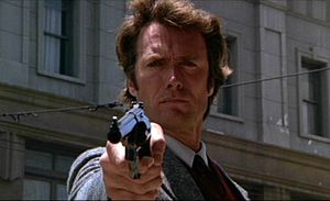 Dirty Harry Callahan (Clint Eastwood)