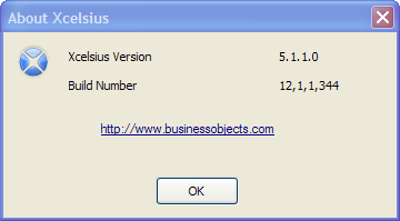 Fixpack 1 released for Xcelsius 2008 SP1 – but use with caution!