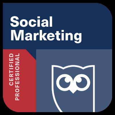 Certification in Social Media Marketing
