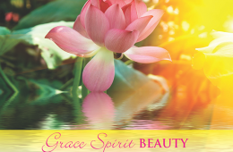 Digital Book Cover – Grace Spirit Beauty