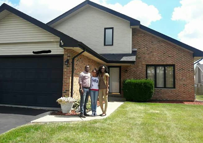 Home Purchase Photo