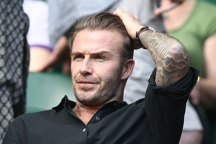David Beckham Insurance