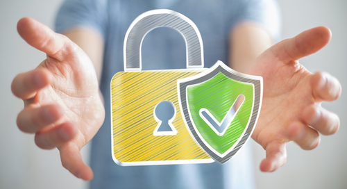 Keeping your social security safe with a lock