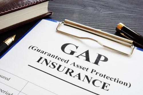 gap insurance insurance deals