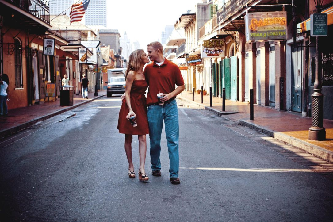 New Orleans couple