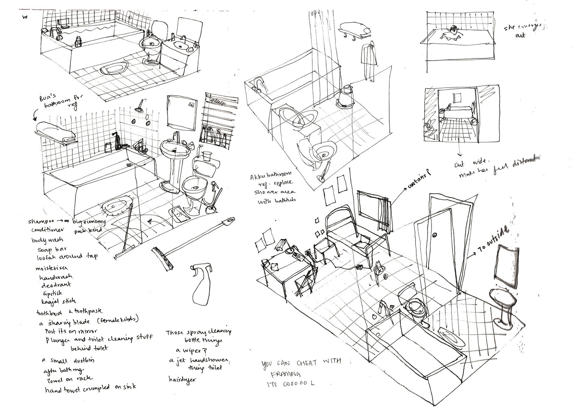 DEEPTI-02---Sketches