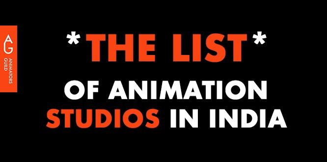 Indian Animation Studios