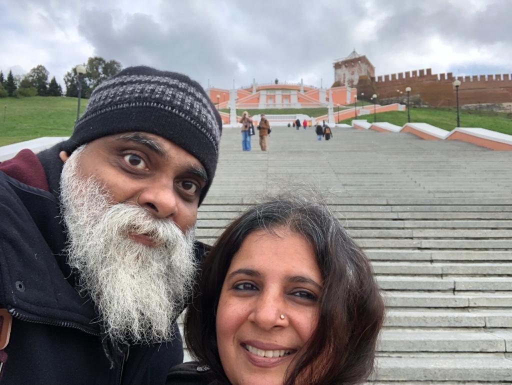 Suresh and Nilima