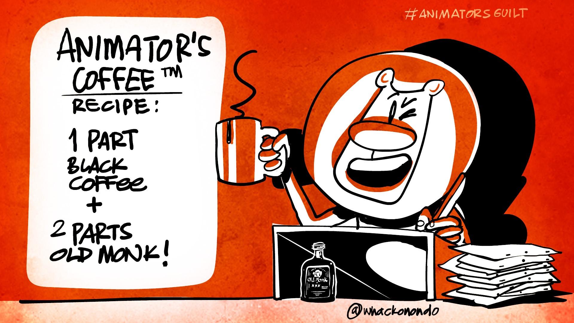 animators coffee