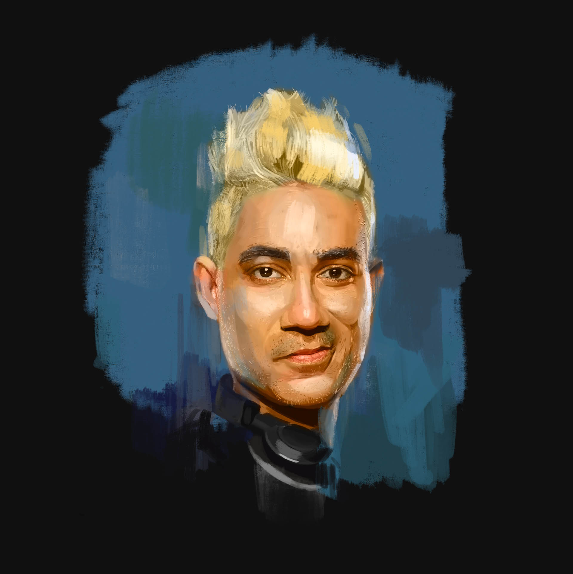 nucleya illustration
