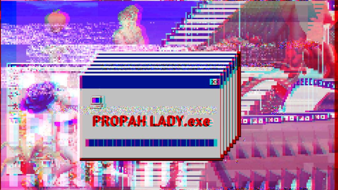 Puma propah lady