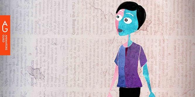 A Little More Blue by Sugandha Bansal