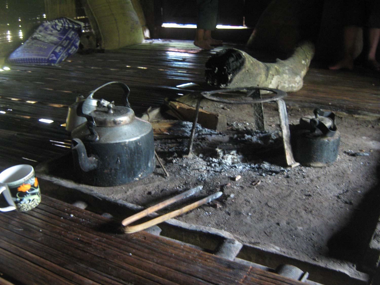 Inside an Idu Mishmi Home