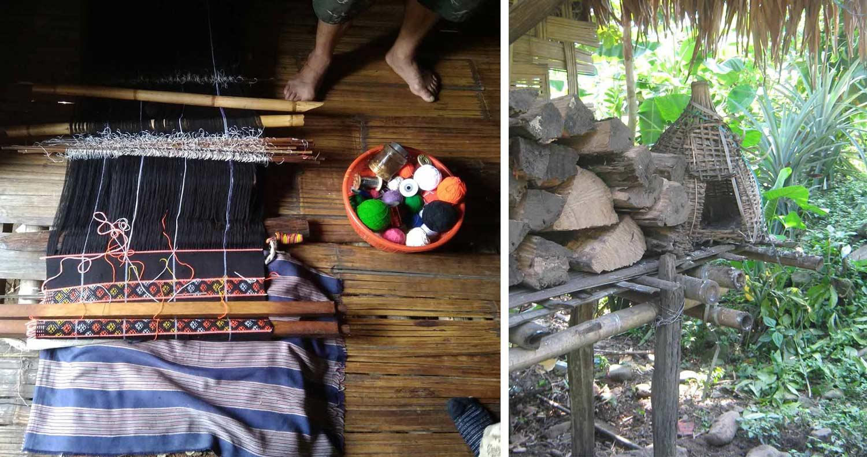 basket weave of arunachal