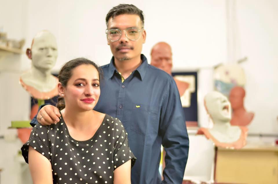 Zuby Johal and Rajiv Subba