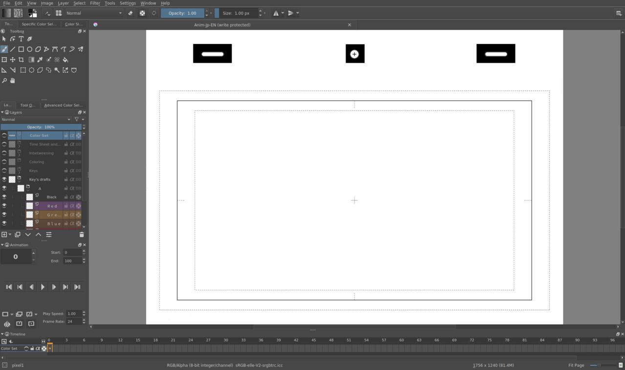 11 Krita_4.0_animation_interface
