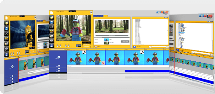 16 IKIT movie interface